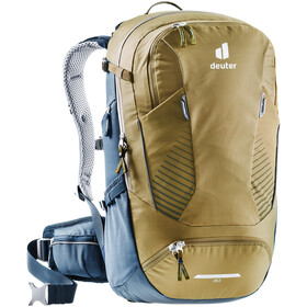 deuter Trans Alpine 30 Backpack, clay/marine